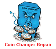 Coin Acceptor Repairs