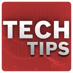 Tech Tips from Vendors repair Service